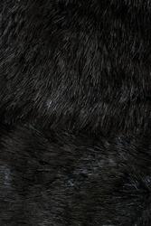 black felt texture