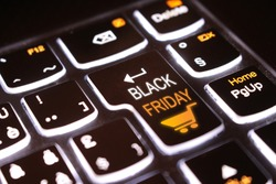 Black Friday glowing Key click it to do the best november and december blackfriday deals !