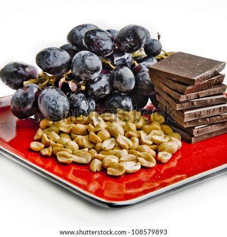 Resveratrol in foods