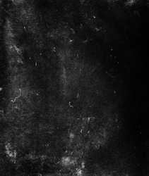 Black grunge scratched background, old scary distressed texture, old film effect