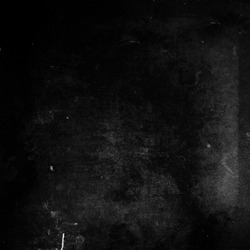 Black grunge scratched scary horror background, old film effect, distressed texture