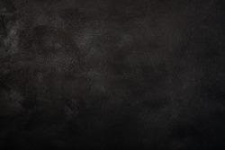 Black grunge texture. Dark background