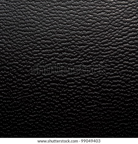 Black Leather Soccer ball texture