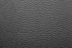 Black leather texture and seamless background