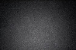 Black leather texture or background