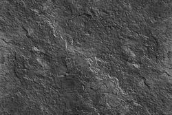 black limestone rock texture