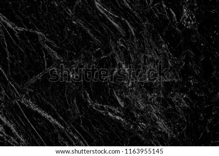 black marble, natural pattern background For design and construction  - Shutterstock ID 1163955145
