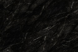 Black marble patterned texture background, abstract marble texture background for design. granite texure