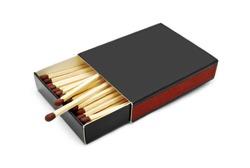 black matchbox