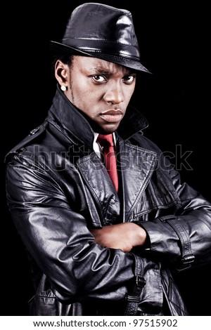 Black men rap cool