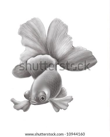 goldfish bowl clipart. goldfish clip art set