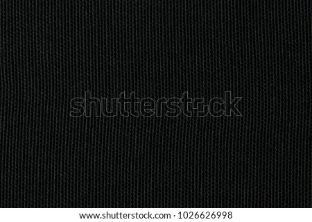black nylon texture