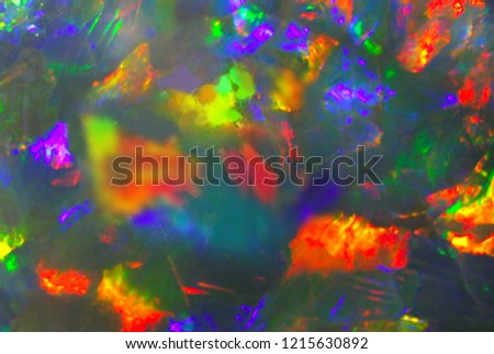 black opal background