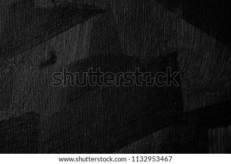 black paint texture background