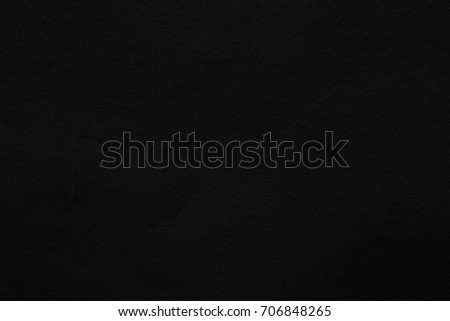 Black Paper Texture Background - Shutterstock ID 706848265