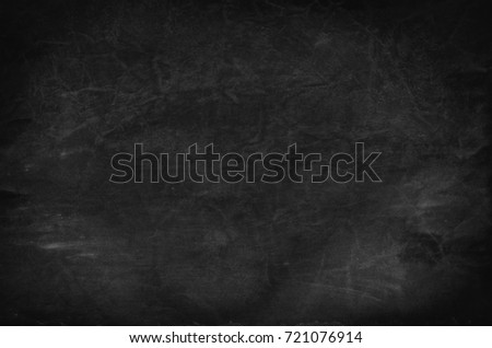 Black paper texture background. Paper empty for text. Dark design is blackboard.  #721076914