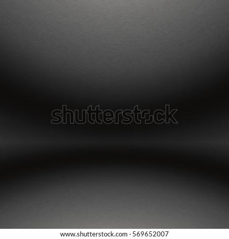 black photo studio background texture abandoned interior design template