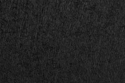 Black plastic closeup surface texture