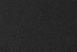 Black plastic material seamless background and texture Horizontal