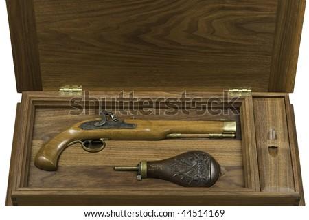 Black Powder Pistol