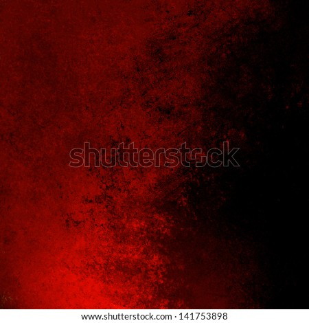 black red background Christmas color splash rough distressed vintage grunge background texture abstract design, bright sidebar, website template background, old messy retro wall style paint background