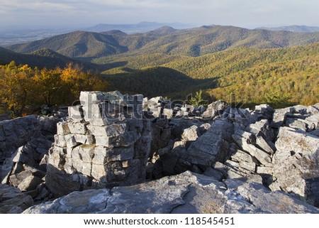 Black Rock Mountain, Shenandoah
