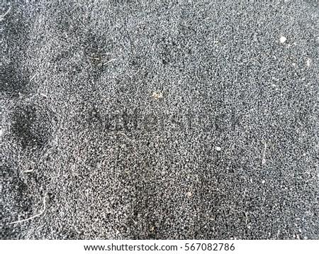 black rubber pellets #567082786