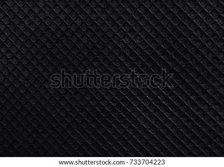 black rubber texture background. #733704223
