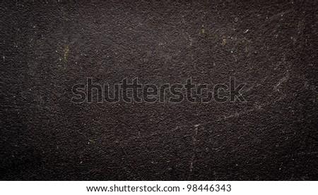 Black rusty background