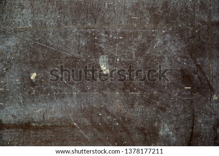 black scratched background with white paint spots #1378177211
