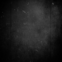 Black scratched grunge background, scary horror texture, old film effect