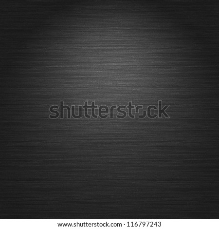 Black scratched stucco wall background or texture
