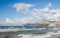 Black sea, Crimea