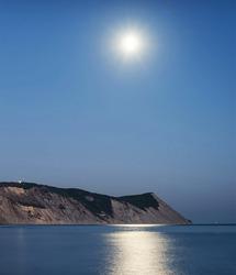 Black Sea in Anapa, Russia