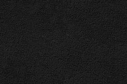 black seamless terry cloth texture