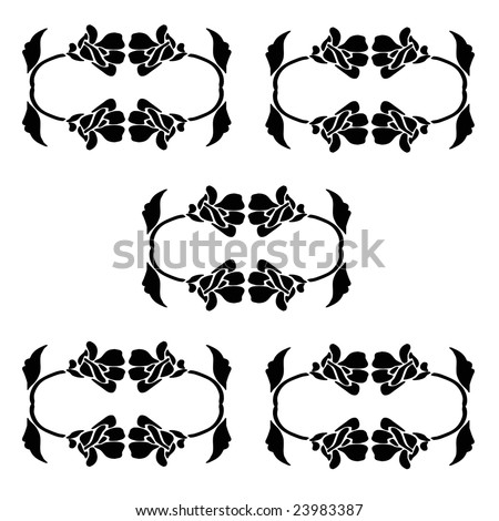 clip art flowers black and white. free clip art flowers black