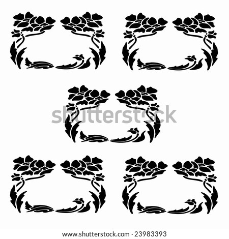 Border Designs For Paper. Paper, border, design, square,