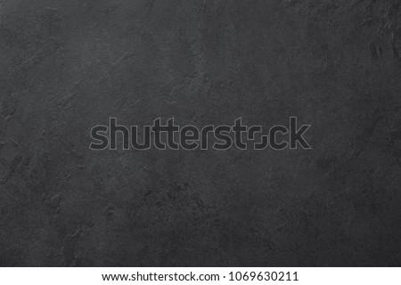 Black slate or stone texture background, horizontal #1069630211