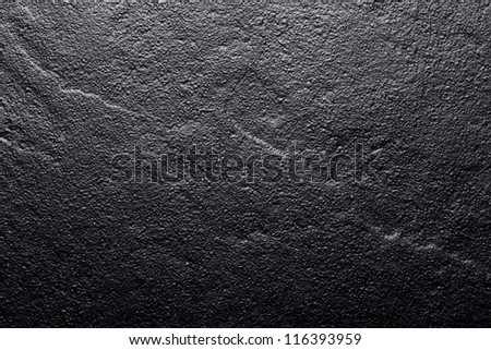 Black stone surface, granit, background, wallpaper