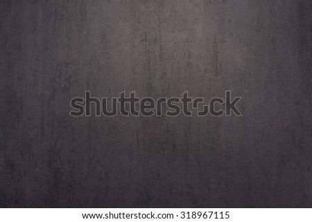 Black stone wall texture or background