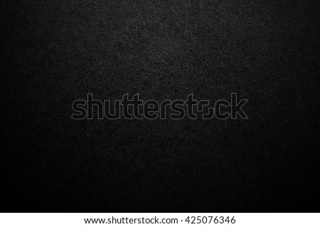 black texture - Shutterstock ID 425076346