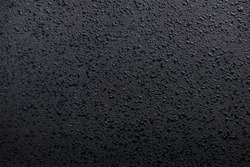 Black texture paint ,rough grunge  background . Abstract black background texture .