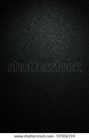 Black  texture plastic