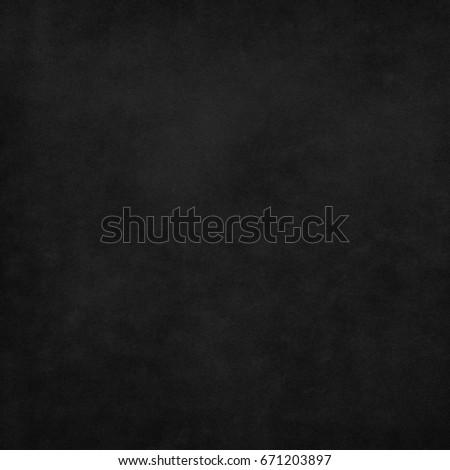 black very fine grain leather texture background - Shutterstock ID 671203897