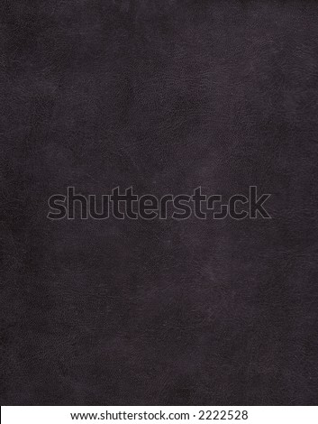 Black very fine leather texture background