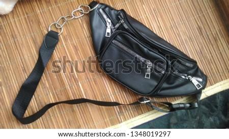 Black Waist pack #1348019297
