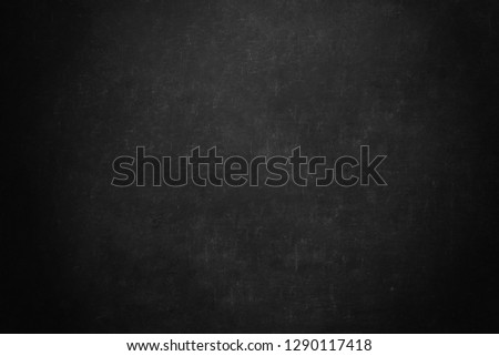 black  wall of chalkboard and showroom background for presentation product  #1290117418