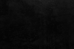 Black wall texture background .