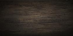 black wall wood texture closeup background