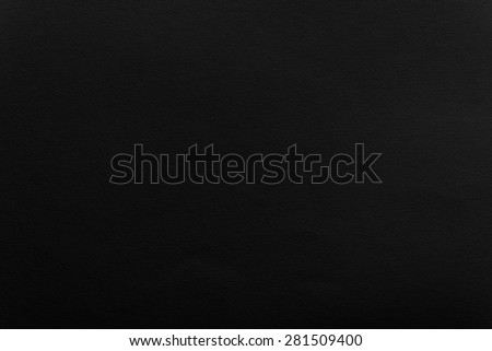 black watercolor paper, eggshell texture - Shutterstock ID 281509400